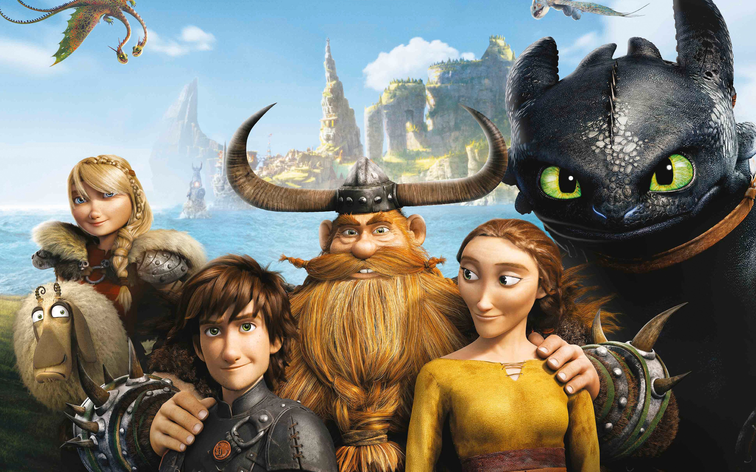 Ejderhan nasl eitirsin 2 how to train your dragon 2 digitrk howtotrainyourdragon2banner wide how to train your dragon 2 ccuart Choice Image