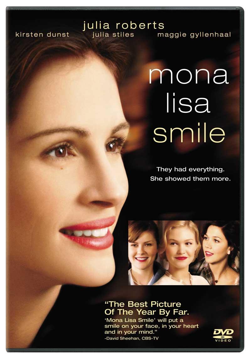 Mona Lisa Gülüşü (Mona Lisa Smile) poster ile ilgili görsel sonucu